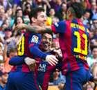 O trio MSN pode igualar marca de Henry, Eto'o e Messi