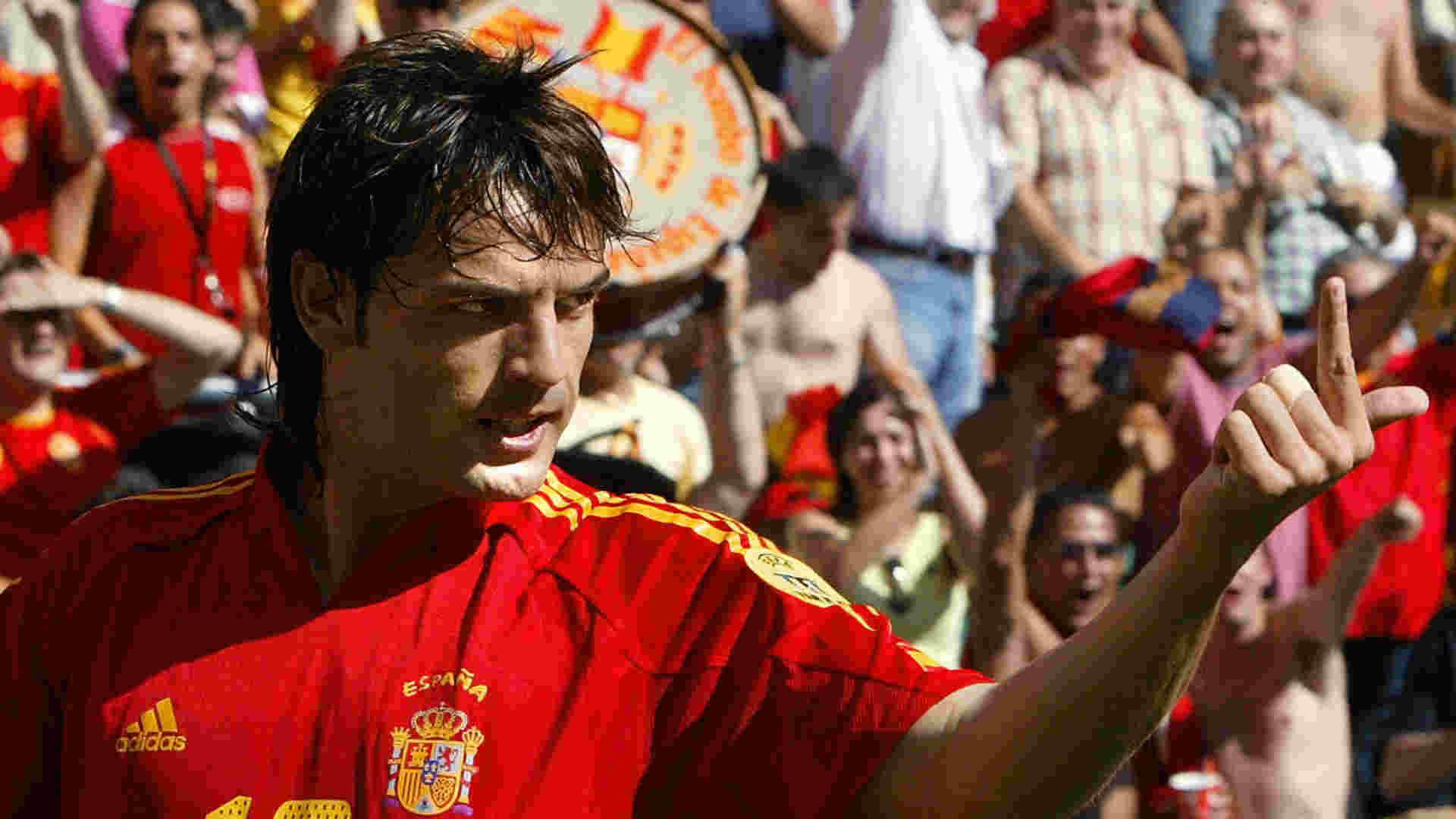 Fernando Morientes Spain
