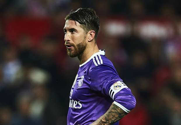 Ramos turns Liga race on its head as Madrid lose control and unbeaten record