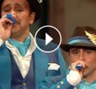 VÍDEO: Messi y Agüero en el Carnaval de Cádiz