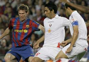 ALEXANDER HLEB | Barca bought the Belarus midfielder from Arsenal in 2008 for a total of €17m, but the man from Minsk made little impact at the club and was sent out on loan after 36 appearances (mostly from the bench) and no goals in his sole season a...