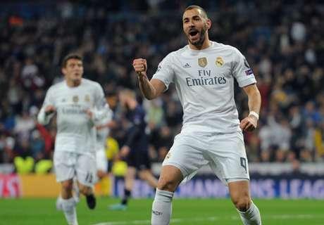 UCL: Real Madrid 8-0 Malmo