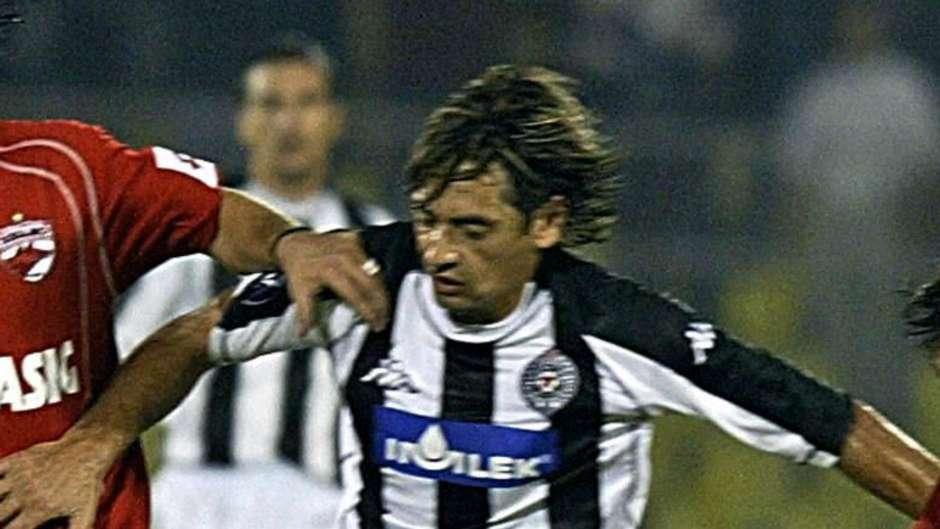 Dragan Ciric ex Barcelona player