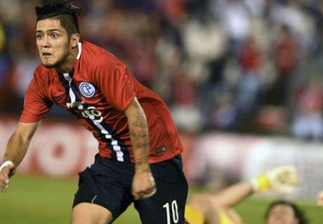 Madrid Dapatkan Bomber Paraguay