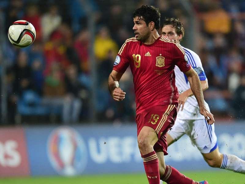 Diego Costa retorna à Seleção Espanhola
