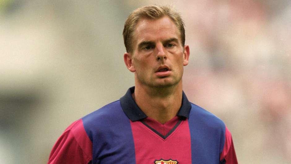 Ronald de Boer ex Barcelona player - Goal.com