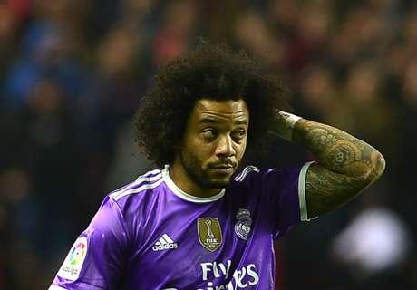 As partidas que Marcelo deve perder