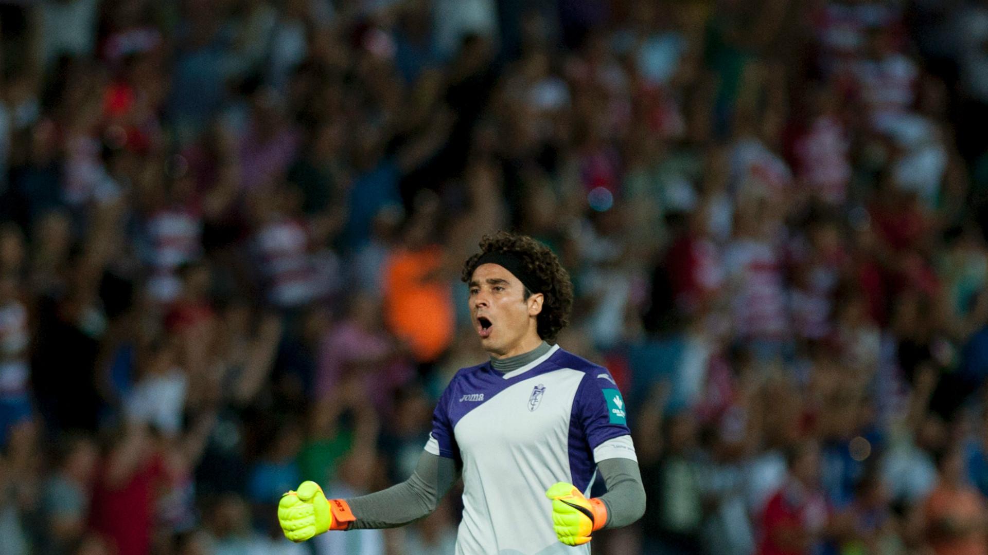 Guillermo Ochoa Granada - Goal.com