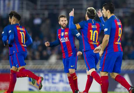 Barca lose more ground on Madrid