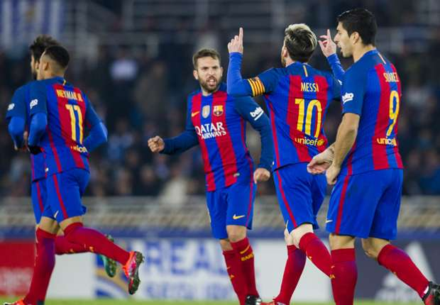 Real Sociedad 1-1 Barcelona: Below-par champions lose more ground on Real Madrid