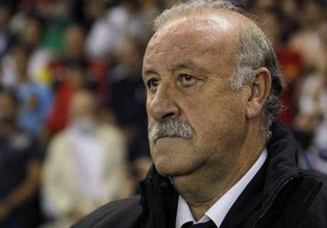 Doch kein Rücktritt von del Bosque?