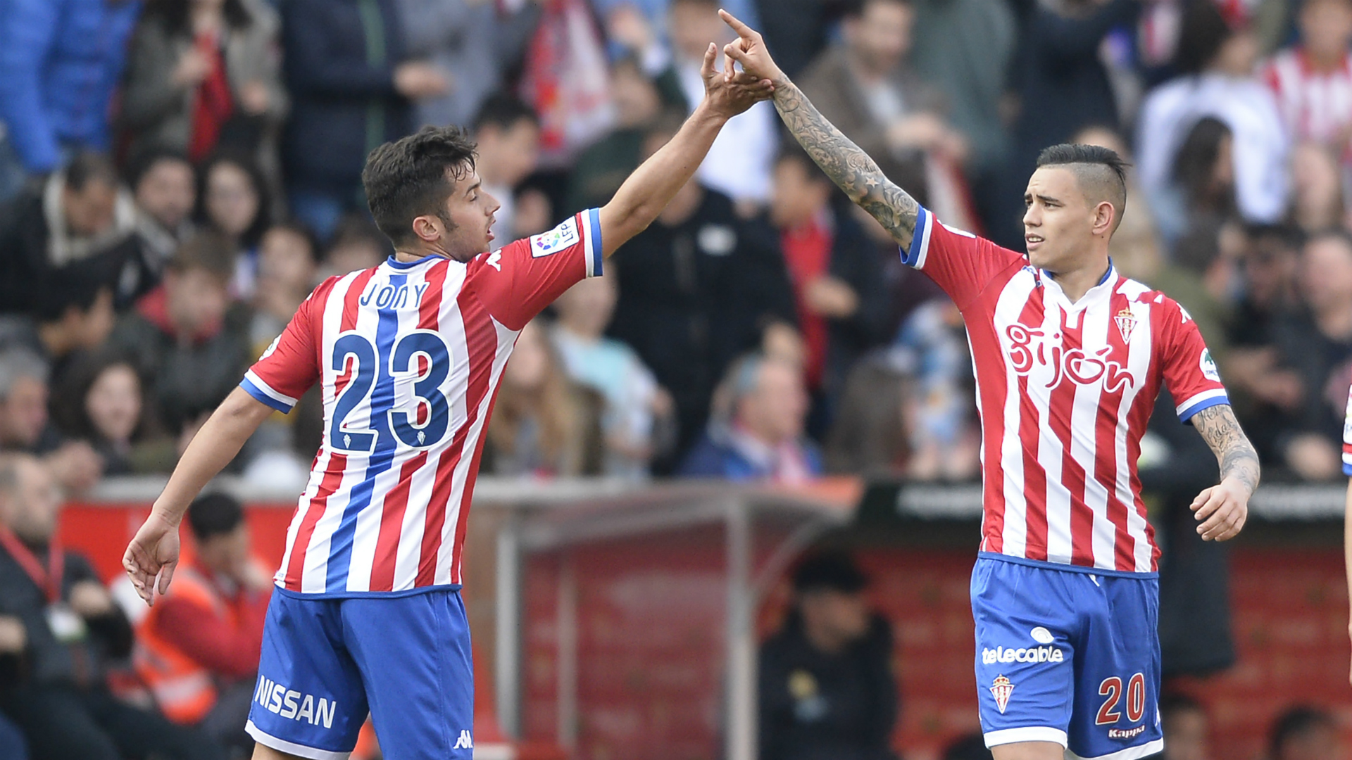 Video: Sporting Gijon vs Sevilla