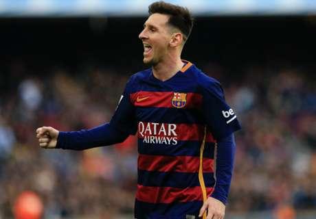 LaLiga: Messis 500. Spiel