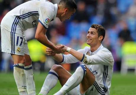 Madrid team news & probable line-up