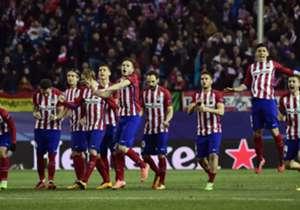 <strong>VUELTA OCTAVOS | Atlético 0-0 PSV - Atlético pasa por penaltis |</strong> Agónico y sufrido el pase colchonero a cuartos. Los holandeses llevaron al límite a los de Simeone, que tuvieron que jugarse el pase desde el punto de penalti.