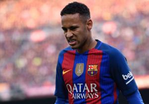 Neymar wechselte 2013 vom FC Santos zum FC Barcelona