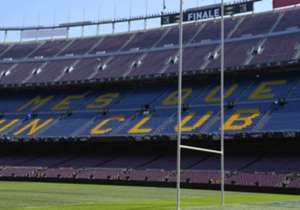 France's Top 14 rugby tournament would normally, of course, be hosted in its native country but Euro 2016 has disrupted proceedings - leading to a move to Barcelona's Camp Nou for this year's final! On Friday, the home of the Blaugrana was transformed ...