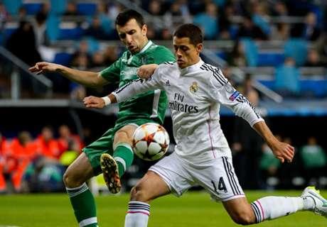 GALERÍA: Real Madrid 4-0 Ludogorets