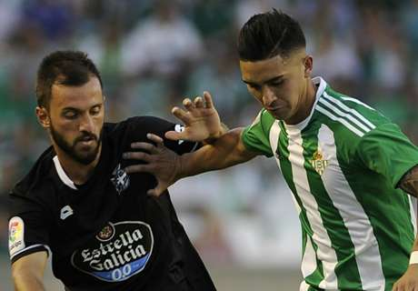 LaLiga Santander: Betis 0-0 Deportivo