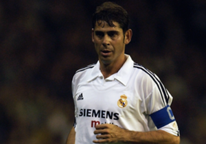 DEFENSA | Fernando Hierro | Real Madrid (1989 - 2003)