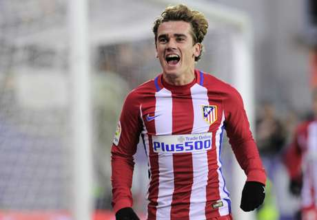 WATCH: Griezmann's incredible save