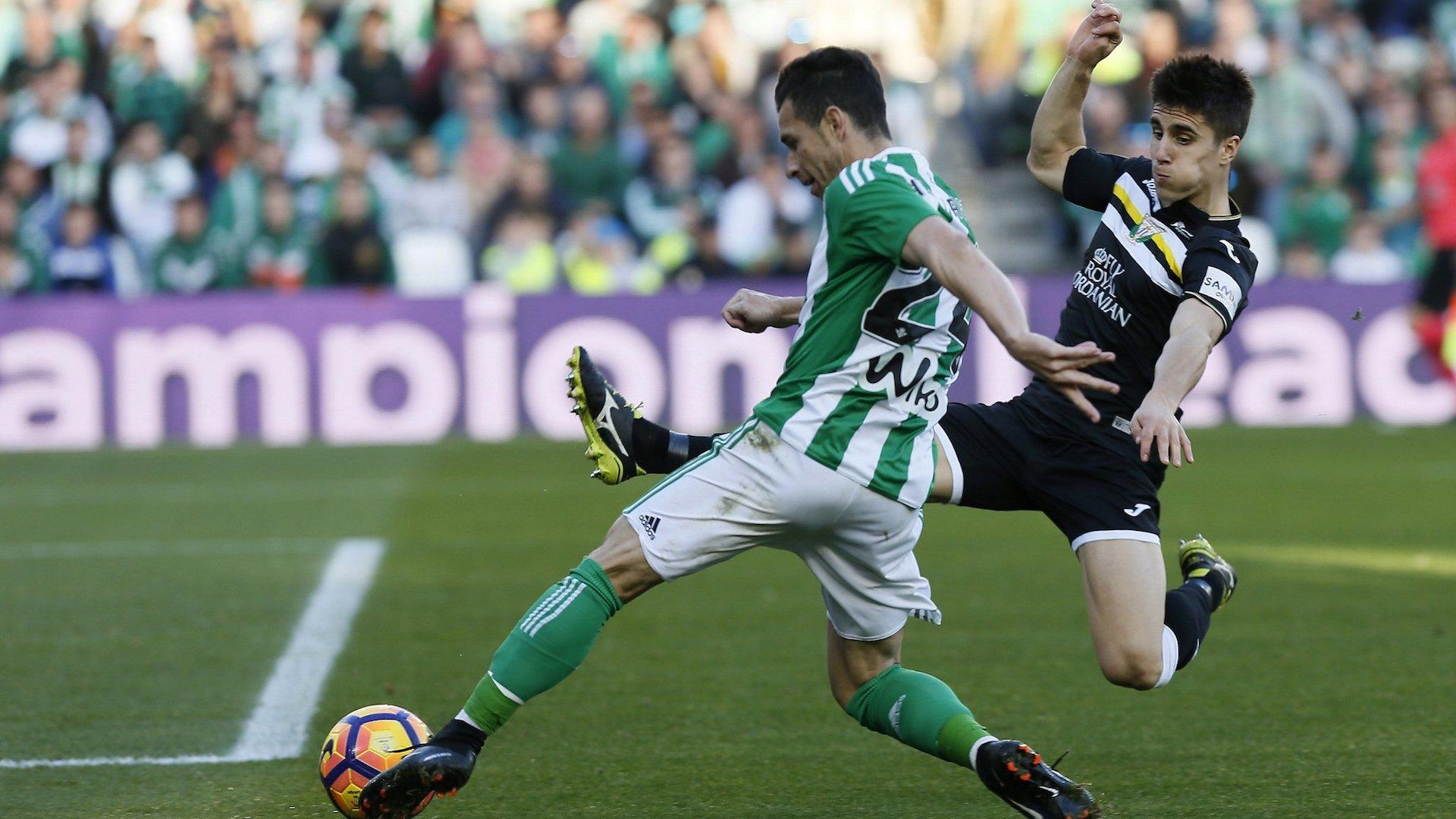 Ruben Castro Real Betis Leganes LaLiga