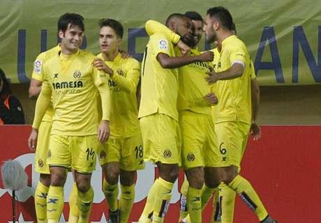 Copa del Rey: Villarreal 2-0 Huesca