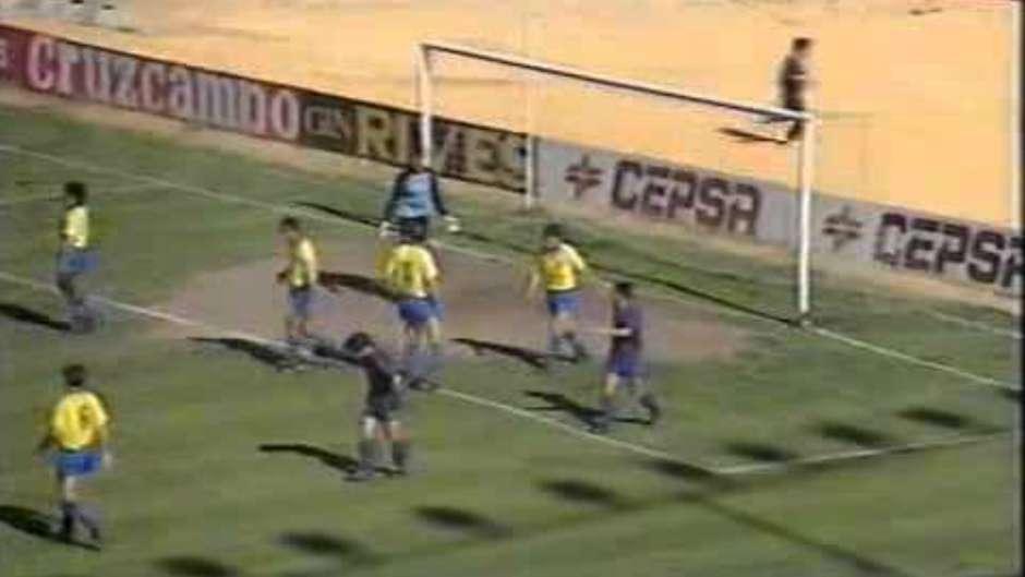 CADIZ BARCELONA 1991