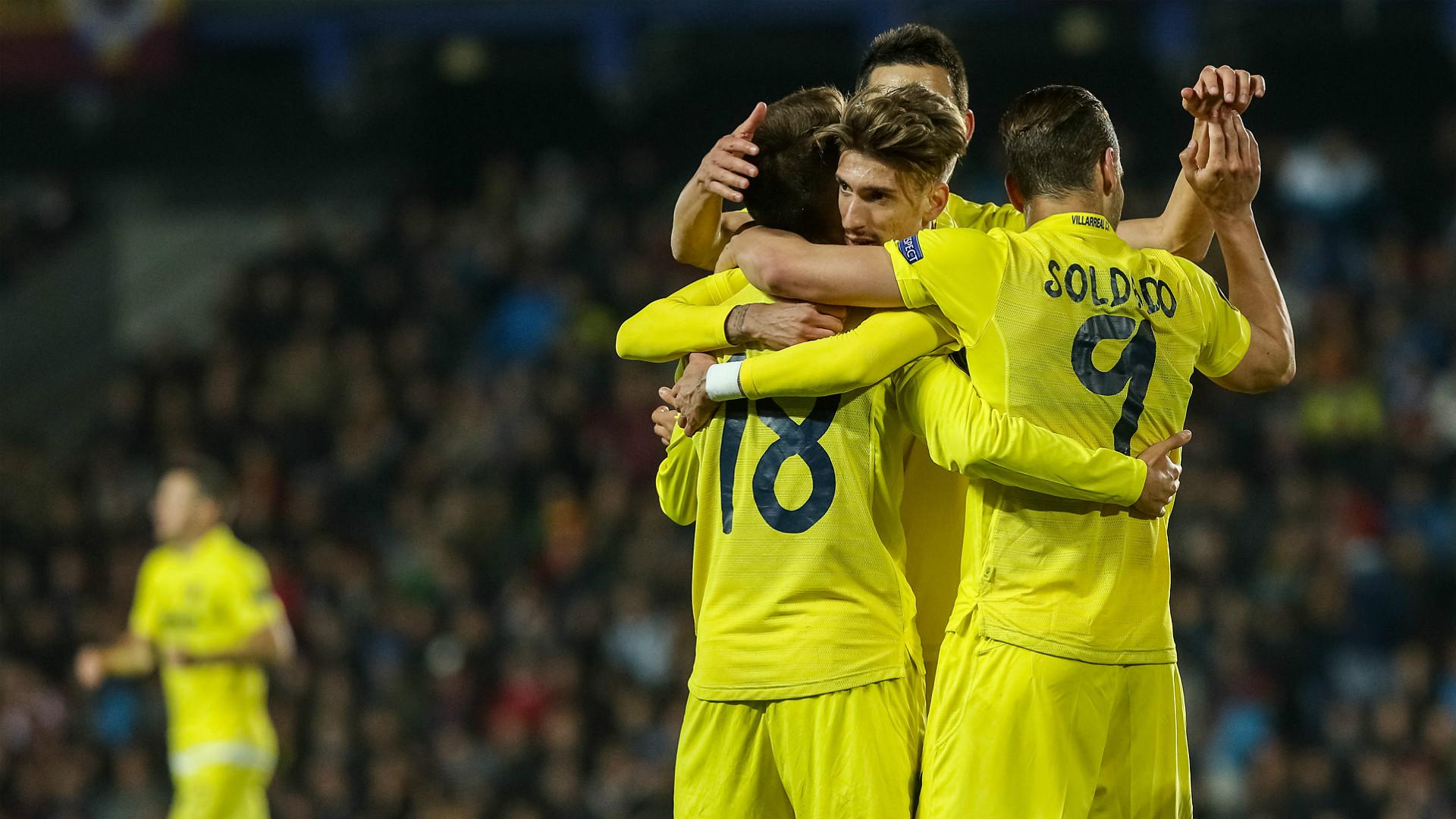 Video: Sparta Praha vs Villarreal