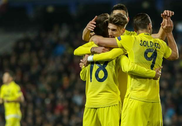 Video: Sparta Praha vs Villarreal