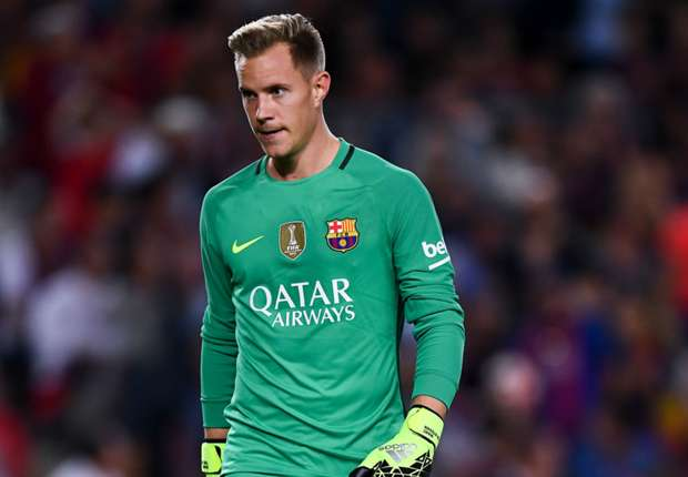 Painful night for Barcelona, says Ter Stegen
