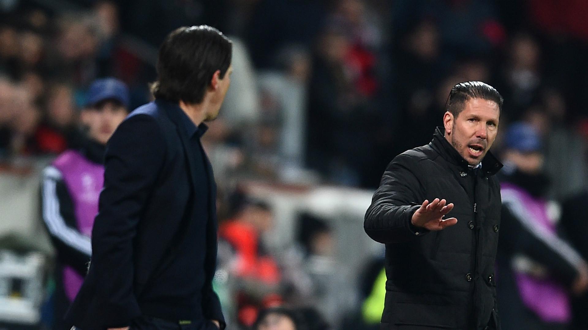 Atlético de Madrid derrotó como visita al Bayern Leverkusen