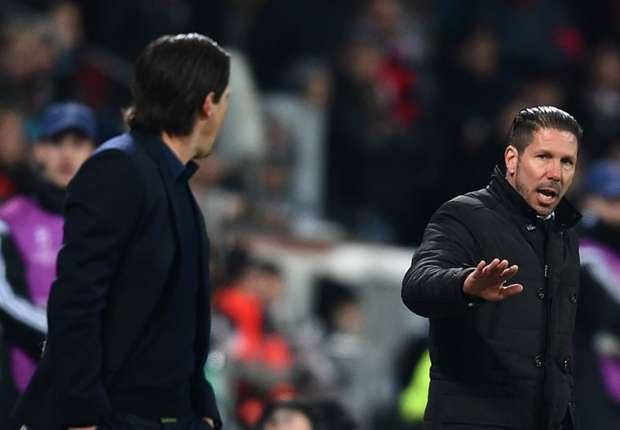 Simeone Berikan Sanjungan Atas Penampilan Bayer Leverkusen