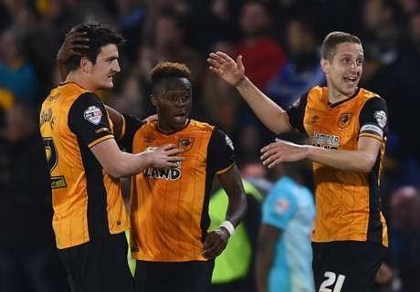 Hull-Sheffield W 1-0: Arancioni promossi