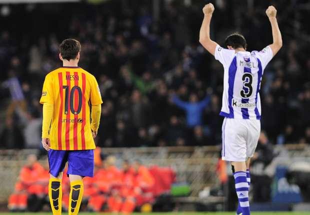 No win since 2007 in La Liga - what's behind Barcelona's Anoeta curse?