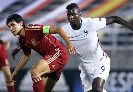 Vallejo: Si firmé por el Madrid es para jugar allí