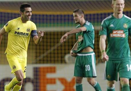 Villarreal & Molde Lolos, Celtic Tersingkir