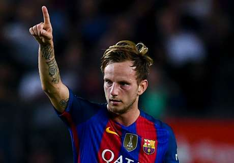 Le Barça confirme la blessure de Rakitic