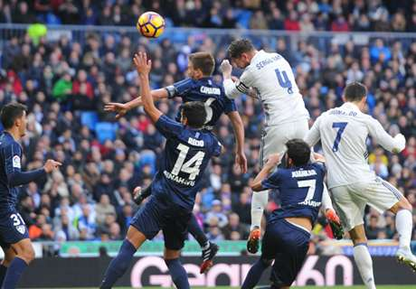Ramos on form as Real see off Malaga