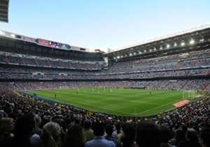Chamartín es un estadio muy exigente con sus jugadores, pero también generoso a la hora de valorar a los mejores contrincantes. Ronaldinho, cuya retirada ya fue anunciada, no fue el último.