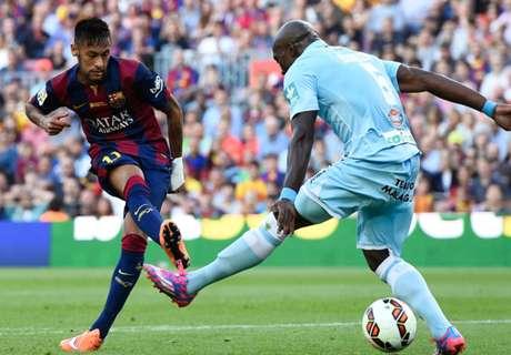 Santos pediría la suspensión de Neymar
