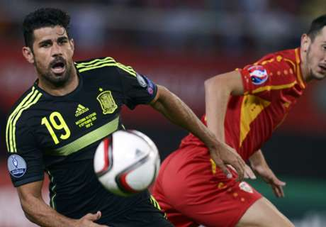 Las reacciones del Macedonia 0-1 España