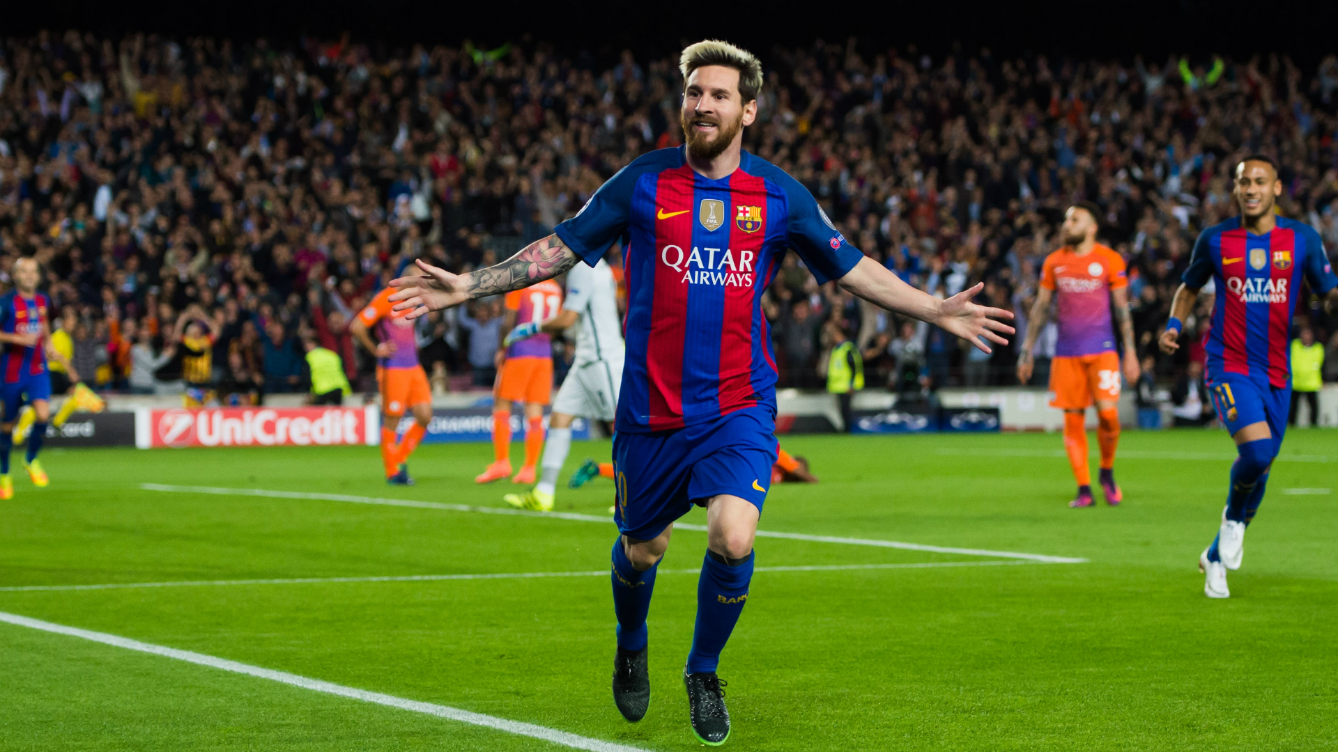Image result for Messi was the difference between Manchester City and Barcelona – Nolito