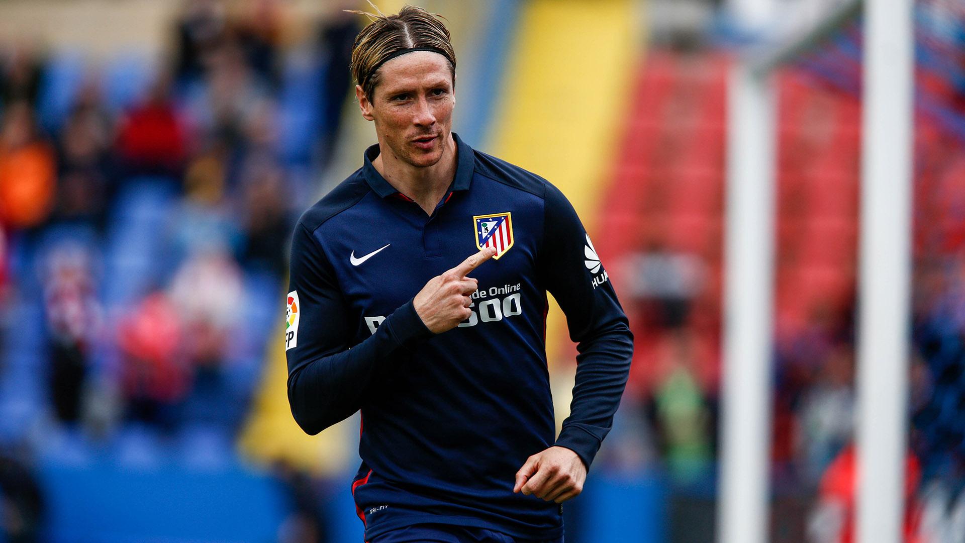 Fernando torres Levante Atletico Madrid 08052016