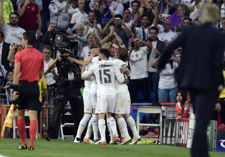 Real Madrid, el más finalista