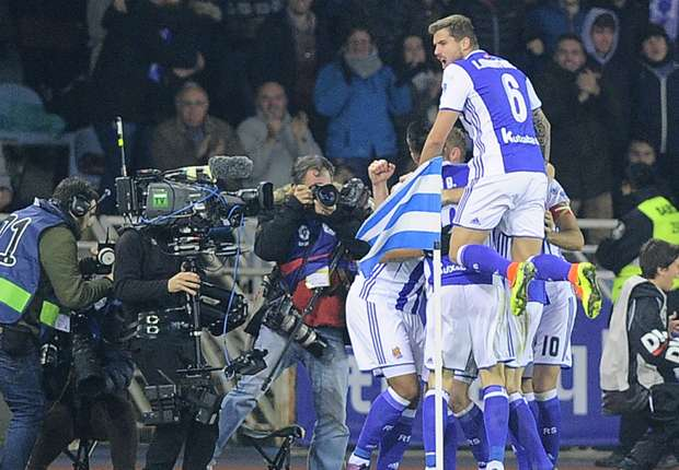 Real Valladolid v Real Sociedad Betting: Impressive visitors to take a first-leg lead