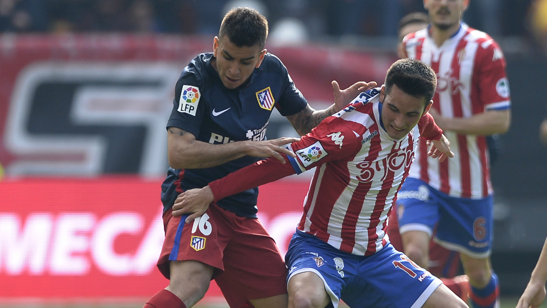 Video: Sporting Gijon vs Atletico Madrid