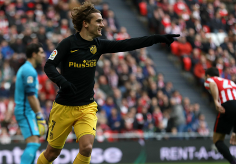 Atletico fight back to earn point