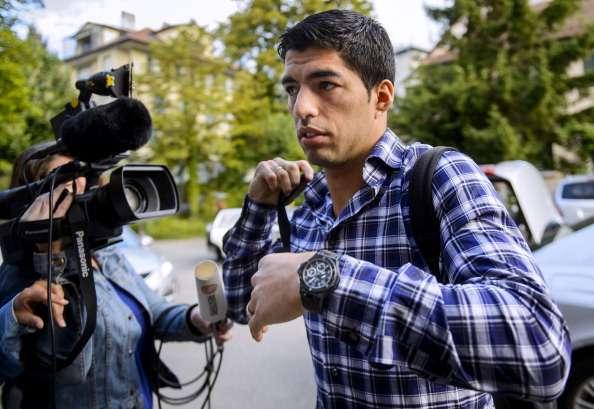 """""""La prohibición a Luis Suárez es fascista"""""""