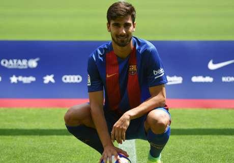 André Gomes: Escogí el Barcelona porque era lo mejor para mí